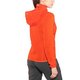 Schöffel L2 Veste coupe-vent Femme, mandarin red